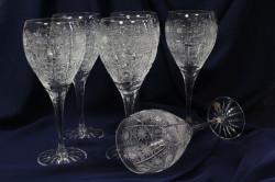 Krištáľové poháre (420 ml) 500 PK - 6 ks