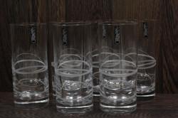 Krištáľové poháre na vodu so swarovski krištáľmi (300 ml)