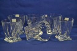 Kryštáľové poháre 6 ks (340 ml)