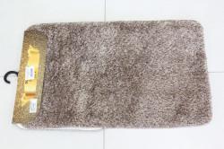 Kúpeľňová dvojdielna súprava SYNERGY - SIMSIZ PLAIN (S-3) - hnedý (50x80 cm)