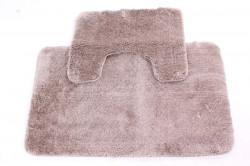 Kúpeľňový set (50x80 cm) - kapučíno