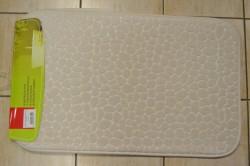 Kúpeľňový set - béžový (50x80 cm, 50x40 cm)