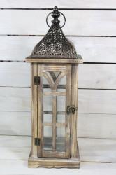 Lampáš - hnedý (v. 49 cm)