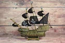Loď pirátska