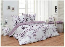 Matějovský bavlnené obliečky DELUXE - EMBER lila (1ks 70x90cm, 1ks 140x200cm)