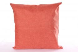 Návliečka na vankúš (45x45 cm) - oranžová