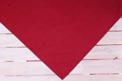 Obrus bavlnený (140x180 cm) - bordový