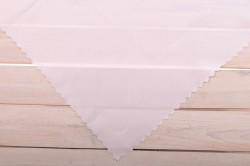Obrus biely 2 - 80x80 cm