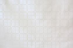 Obrus PVC (š.140 cm) s kockami - béžový