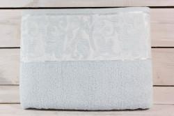 Osuška VZOR 5. (69x138 cm) - modrá