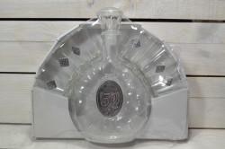 Pálinkás szett 6 pálinkás pohárral