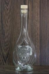 Pálinkás üveg
