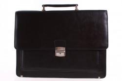 Pánska aktovka (809) - čierna (40x30x4 cm)