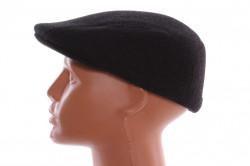 Pánska baretka - antracitová