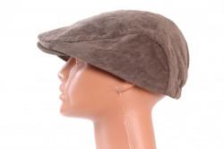 Pánska baretka menčestrová (9-53) - béžová