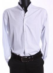 Pánska elastická vzorovaná košeľa