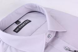 Pánska košeľa MARTEX CLASSIC - bledosivá #1