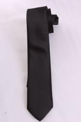 Pánska kravata - čierna (š. 6 cm)