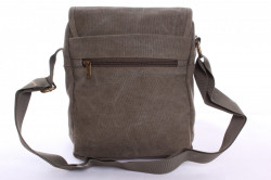 Pánska taška cez plece (TK44239) -zelená (25x22x8 cm) #1