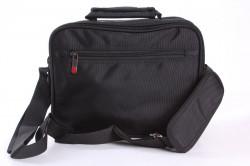Pánska taška na plece STARDRAGON (X985) - čierna (30x26x11 cm) #1