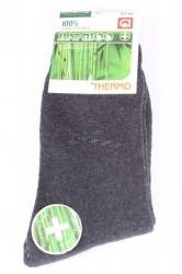 Pánske bambusové THERMO ponožky (FFV1360) - antracitové