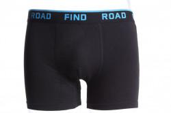 Pánske boxerky FINDROAD (H6901) - čierne