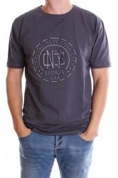 Pánske elastické nadmerné tričko