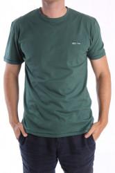 Pánske elastické tričko MARCOSTAR (B-845) - zelené