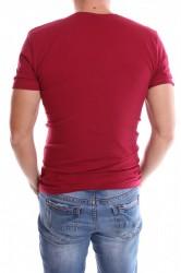 e273f07d2b85 Pánske elastické tričko