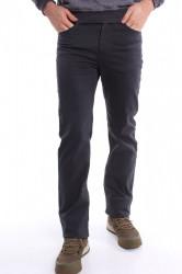 Pánske elastické zateplené športové nohavice DOCKHOUSE (D10182-7) - sivé