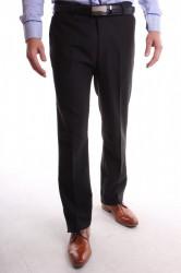 Pánske elegantné nohavice (CS106-26) - čierne