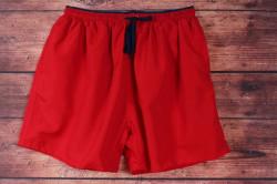 Pánske plavky K9851 - červené