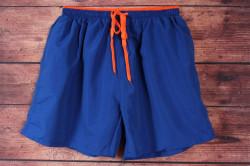 Pánske plavky K9851 - modré