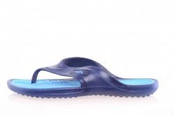 d7193cddce3 Pánske plážové šľapky - modré