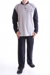 Pánske pyžamo nadmerné VZOR 21