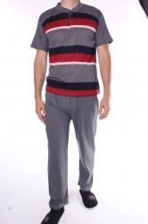 Pánske pyžamo s krátkym rukávom VZOR 37.