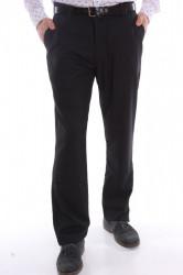 Pánske športovo-elegantné nohavice (2151-1096) DIVIDERS - tmavomodré