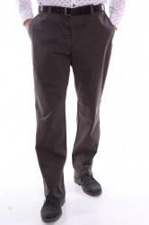 Pánske športovo-elegantné nohavice (253) VETRINA - sivé