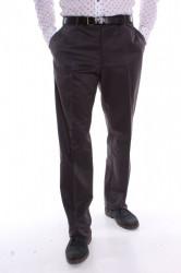 Pánske športovo-elegantné nohavice (6591) THEORIE - sivé
