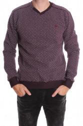 Pánske tričko (20502) - bordové