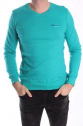 Pánske tričko -ELVIS JEANS- zelené
