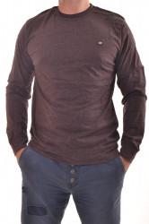 Pánske tričko - hnedé P2