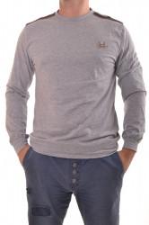 Pánske tričko - sivé P2
