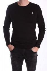 Pánske tričko - T.LIFE - čierne