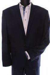Pánsky oblek DARIO - tmavomodrý (v. 176 cm)
