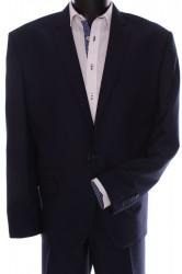 Pánsky oblek DARIO - tmavomodrý (v. 182 cm)