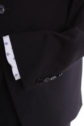 Pánsky oblek JARO - čierny (v.176 cm) #1
