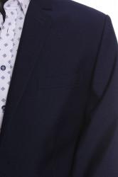 Pánsky oblek LUCIANO (v. 188 cm) - modrý #1