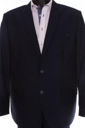 Pánsky oblek MATEO KLASIK (v. 176 cm) - čierno-modrý