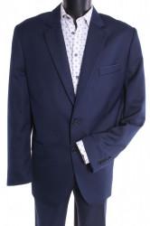 Pánsky oblek ROLAND SYLVETKA B. - modrý (v. 182 cm)